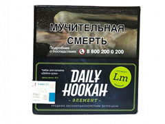 Кальянный табак Daily Hookah ЛИМОНИЙ - 40 GR