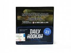 Кальянный табак Daily Hookah МЕНТОЛОВЫЕ ЛЕДЕНЦЫ - 40 GR