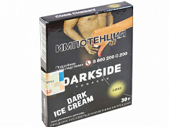 Кальянный табак Darkside CORE Dark Icecream 30 gr