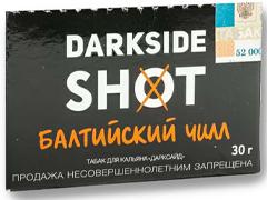 Кальянный табак Darkside SHOT - БАЛТИЙСКИЙ ЧИЛЛ - 30 гр.