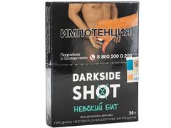 Кальянный табак Darkside SHOT - НЕВСКИЙ БИТ - 30 гр.