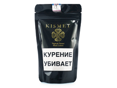 Кальянный табак Kismet BLACK LEMON