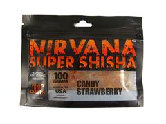 Кальянный табак Nirvana CANDY STRAWBERRY