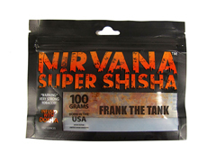 Кальянный табак Nirvana FRANK THE TANK