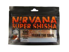 Кальянный табак Nirvana FRANK THE TANK