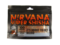 Кальянный табак Nirvana IT'S ABOUT TO GET WEIRD
