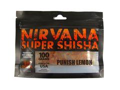Кальянный табак Nirvana PUNISH LEMON