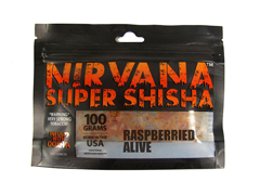 Кальянный табак Nirvana RASPBERRIED ALIVE