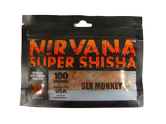 Кальянный табак Nirvana SEX MONKEY