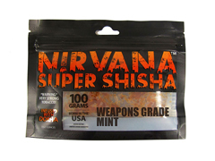 Кальянный табак Nirvana WEAPONS GRADE MINT