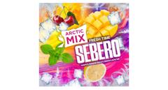 Кальянный табак Sebero Arctic Mix Fresh Time 60 гр.