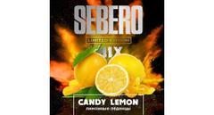 Кальянный табак Sebero Limited Edition Mix Candy Lemon 60 гр.