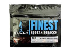 Кальянный табак Starry BLUEBERRY VANILLA ICE CREAM