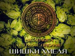Кальянный табак Wto NICARAGUA (LINE ULTIMATE ORGANIC) - ШИШКИ ХМЕЛЯ - 20