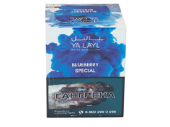 Кальянный табак Yalayl BLUEBERRY - 200GR - T1
