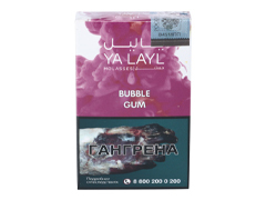 Кальянный табак Yalayl BUBBLE GUM - 35GR T1