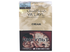 Кальянный табак Yalayl CREAM - 35GR T1