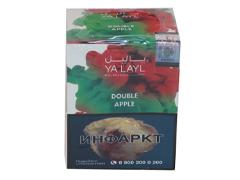 Кальянный табак Yalayl DOUBLE APPLE - 200GR - T1