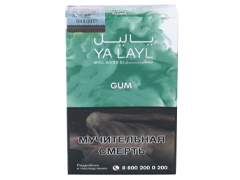 Кальянный табак Yalayl GUM - 35GR T1