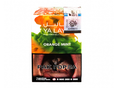 Кальянный табак Yalayl ORANGE MINT - 35GR T1