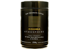 Кубинский Кофе Cohiba Atmosphere молотый жб