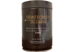 Кубинский Кофе Montecristo Dellegend молотый жб