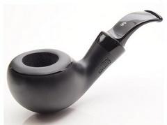 Курительная трубка Big Ben Barbados Black Matte 647