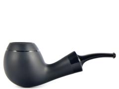 Курительная трубка Big Ben Barbados Black Matte 645