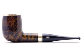 Курительная трубка CHACOM Baccara 186 (Brillante) 9mm