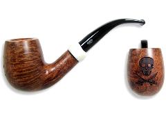 Курительная трубка CHACOM Pirate 100