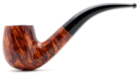 Курительная трубка Dunhill Amber Root Finish Pipe 4102 9мм