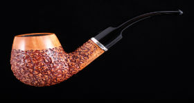 Курительная трубка Fiamma di Re Erica F611-4