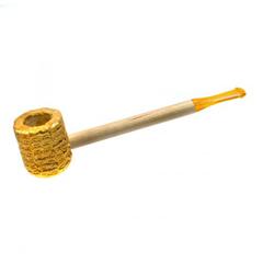 Курительная трубка Missouri Meerschaum 201 Short-Stop Blister