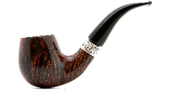 Курительная трубка L'Anatra 1 Egg silver Anatra L122