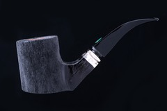 Курительная трубка L'Anatra Poker Pettinata L022-1
