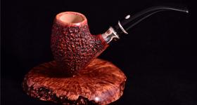 Курительная трубка Mastro De Paja 2013 Года OB 453