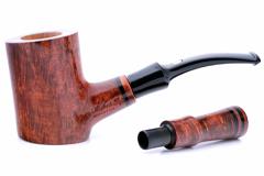 Курительная трубка Mastro de Paja 3A Stand-up со вставкой M081-2