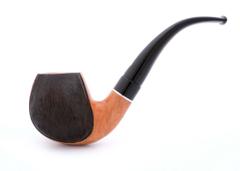 Курительная трубка Mastro de Paja Pettinata 9 мм M931-1