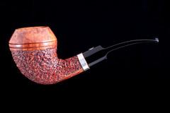 Курительная трубка Mastro De Paja Rustic M401-3
