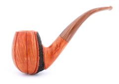 Курительная трубка Mastro de Paja Unica, без фильтра M932