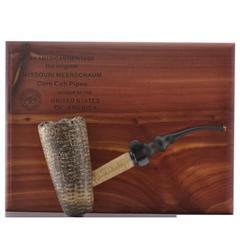 Курительная трубка Missouri Meerschaum 10 FH, на мемориальной доске