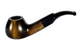 Курительная трубка Mr. Brog № 23 Knolle 9 мм