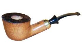 Курительная трубка Mr. Brog  № 28 Winewood 9 мм