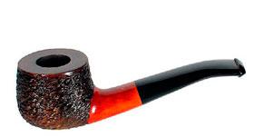 Курительная трубка Mr. Brog  № 53 Navy 9 мм