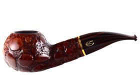 Курительная трубка Savinelli Alligator Brown 320 9 мм
