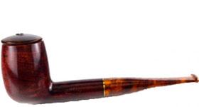 Курительная трубка Savinelli Tortuga Smooth 128 9 мм