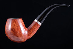 Курительная трубка SER JACOPO GEPETTO N1 Argento S151-1