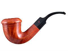Курительная трубка Ser Jacopo La Fuma Calabash S902-2