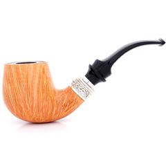 Курительная трубка SER JACOPO Leonardo da Vinci L2 Bent в шкатулке S625