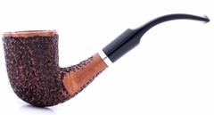 Курительная трубка SER JACOPO R1 A Rustic S312-3